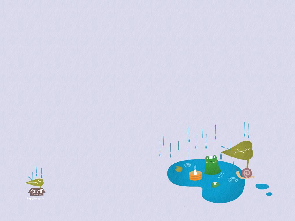水たまり温泉(パープル)壁紙 ...