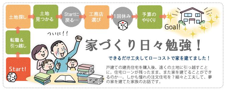 家づくり日々勉強!