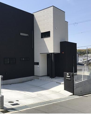 建物のデザイン、ライフスタイルに合わせたイメージづくりを。