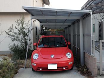 まずは、一番大切な駐車スペースの配置を検討します。