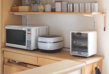 わが家のカウンターには、調理鍋を置けるスペースがありません。購入する場合は、レンタルをして、使いやすい場所の確保と暮らしに合うかを検討してから、と思っています。